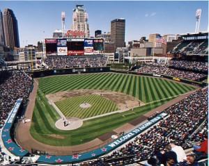 Cleveland Indians Tours
